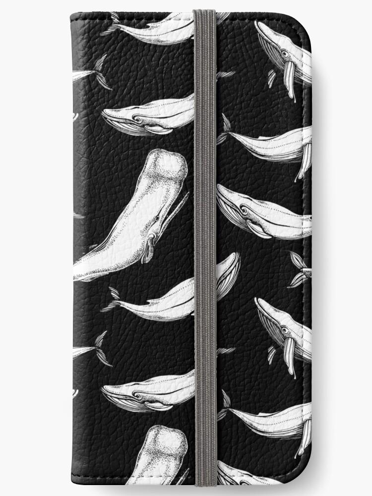 Wale in Schwarz von Artkettu