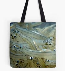 This Is The End My Friends! - Whitebait - NZ Tote Bag