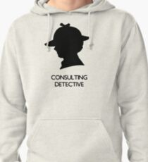 Consulting Detective Sherlock Shirt - Light T-Shirt