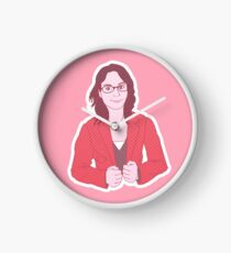Feminist Liz Lemon Clock