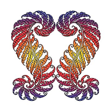 Fern Centipede by MarianaEwa