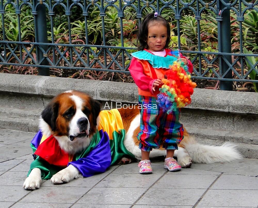 Cuenca Kids 124 by Al Bourassa