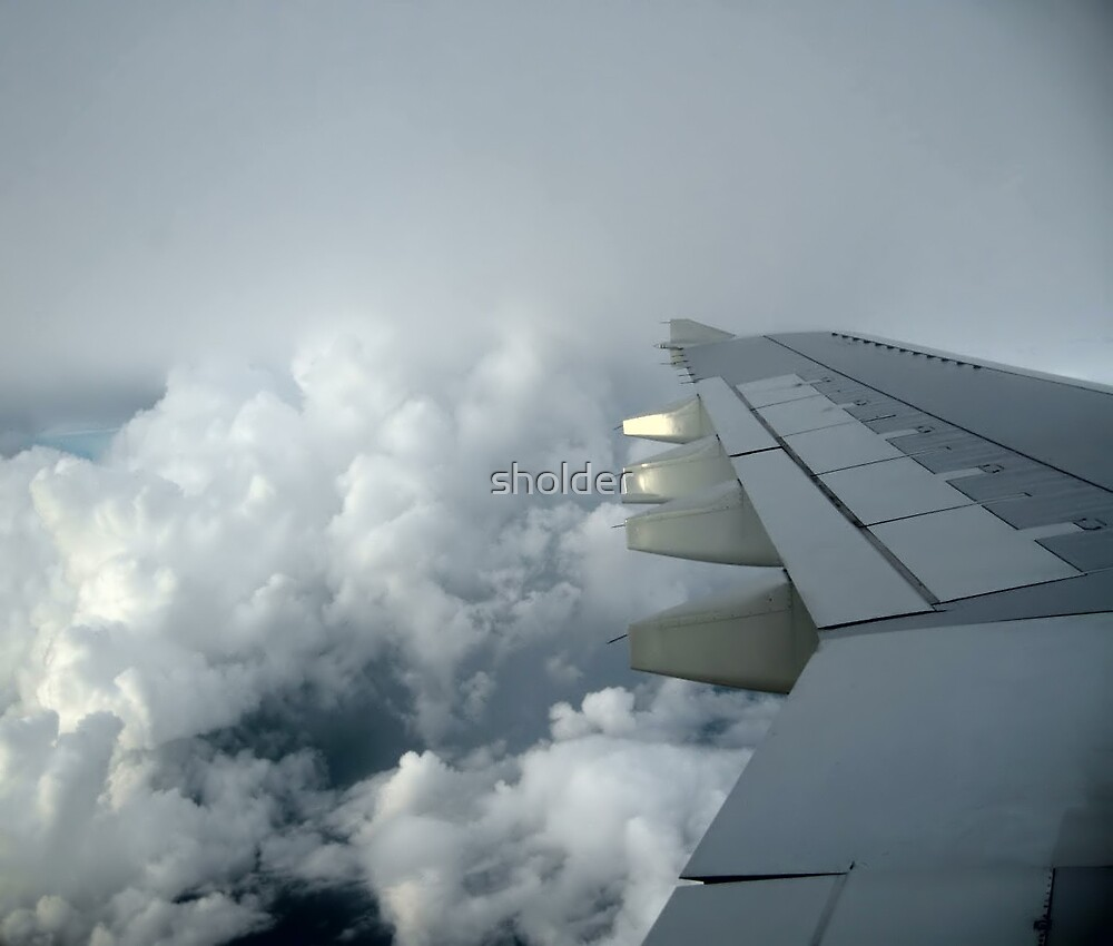 Flying into the rain 2 by sholder