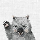 Wombat  by PaolaZakimi