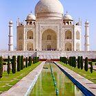 The Taj by Barbara  Brown