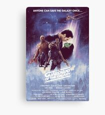 The Guardians of the Galaxy Canvas Print