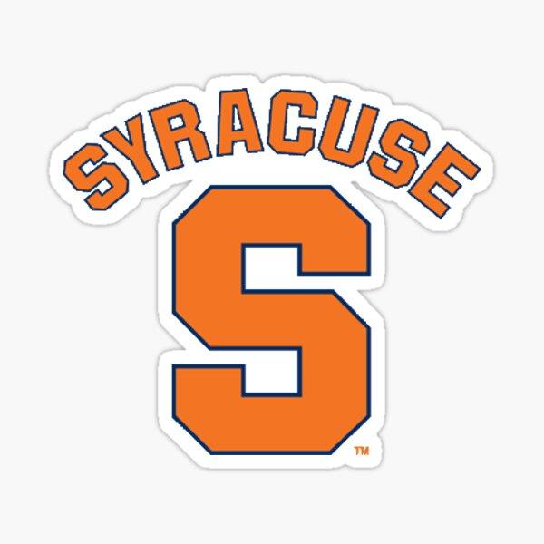 Syracuse Emblem Sticker Sticker