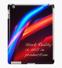 Stark Reality Neon iPad Case/Skin