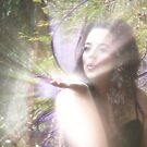 Blowing Some Fairy Dust Your Way by Barbara  Brown