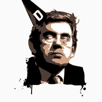 MK ULTRA GORDON BROWN  by DEPHY4NT