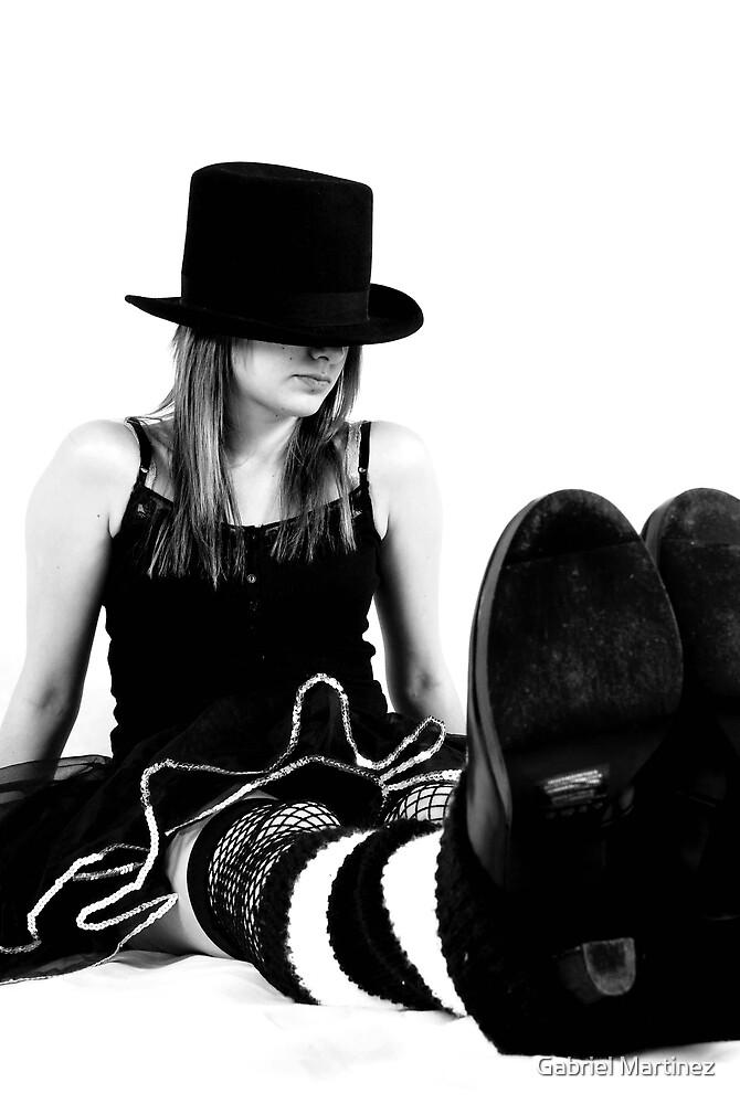 Top Hat 5 by Gabriel Martinez