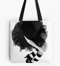 Top Hat 6 Tote Bag