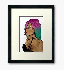 Mary-Jane Framed Print