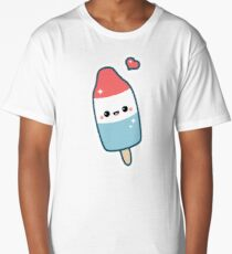 Kawaii Popsicle Long T-Shirt