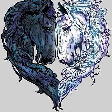 Love Horses by myoubi