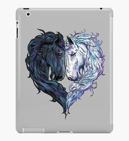 Love Horses iPad Case/Skin