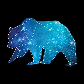 The bear constellation by Lindis