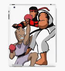 Pokemon versus Street Fighter iPad Case/Skin
