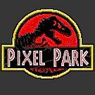 Pixel Park by juanotron