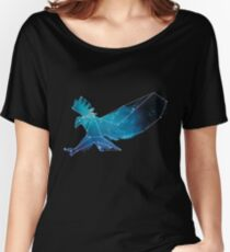 Eagle constellation Women's Relaxed Fit T-Shirt