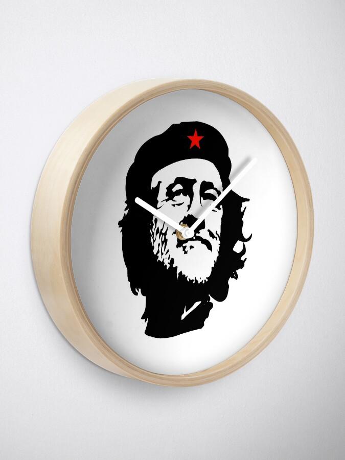 Alternative Ansicht von CORBYN, Comrade Corbyn, Election, Leader, Politics, Labour Party, Black on White Uhr