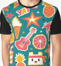 Summer is yay! Graphic T-Shirt