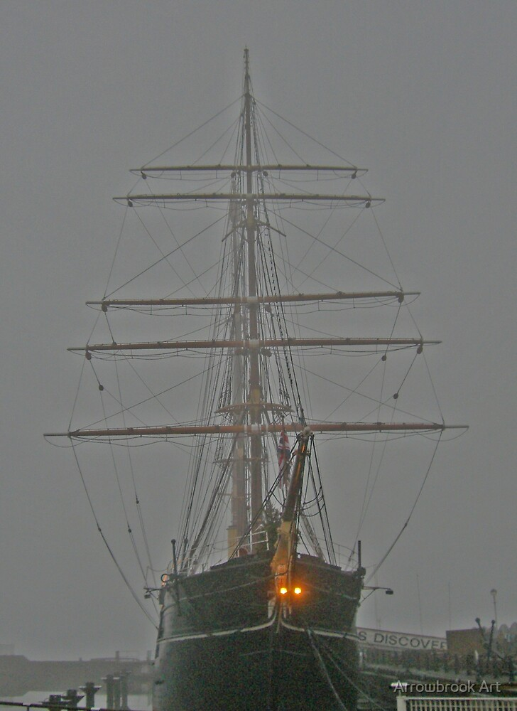Discovery - Out of the Mist by John Brotheridge