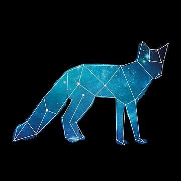 Fox constellation by Lindis