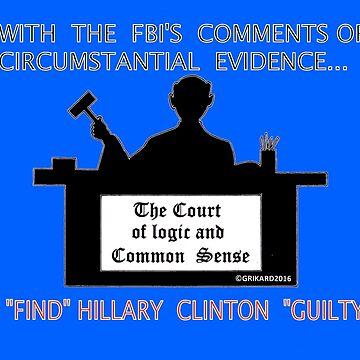 Court of Logic & Common Sense by AirbrushedArt