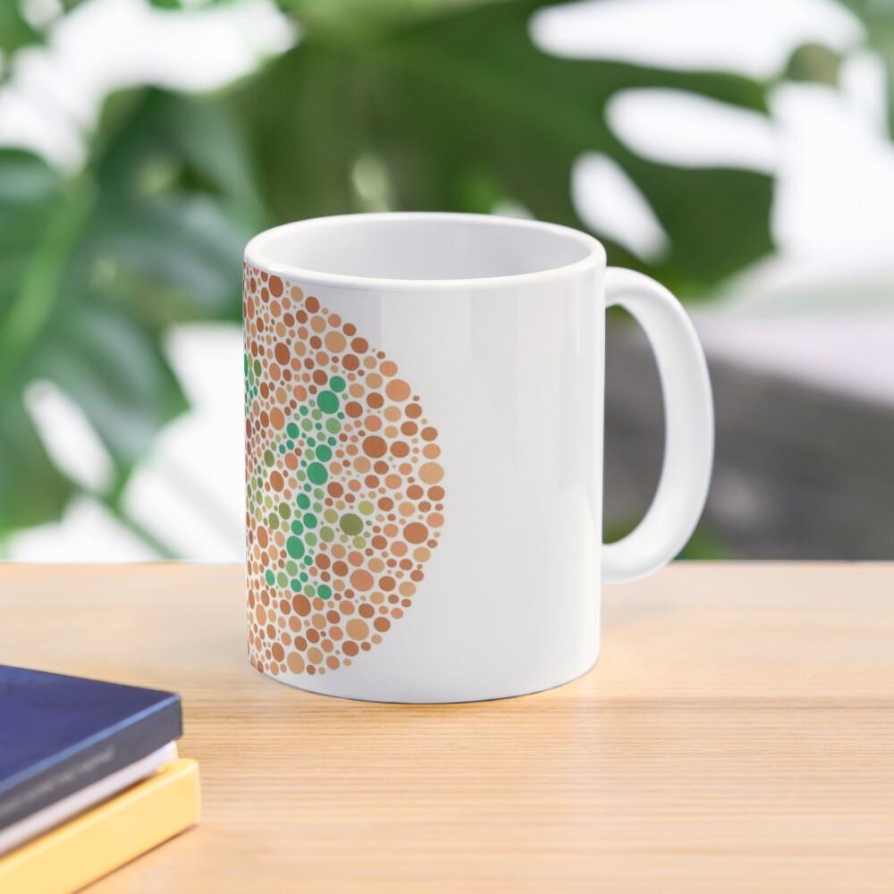 74 - Ishihara Plate Mug