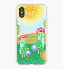 Chelsea Birds iPhone Case