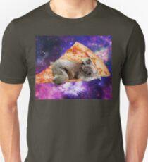sleeping pizza koala Unisex T-Shirt