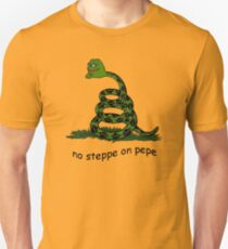 No Steppe On Pepe T-Shirt