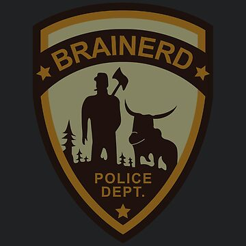 Brainerd Police Department - Fargo (1996) by MrYum