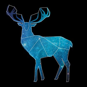 Stag constellation by Lindis