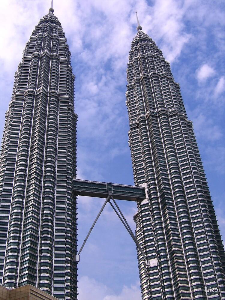 Petronas Twin Towers by ibizo