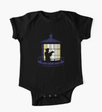 A Man In The Cage Kids Clothes