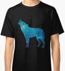 Wolf constellation Classic T-Shirt