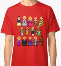 8-Bit Princess Classic T-Shirt