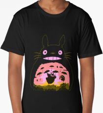 an umbrellan rabbit Long T-Shirt