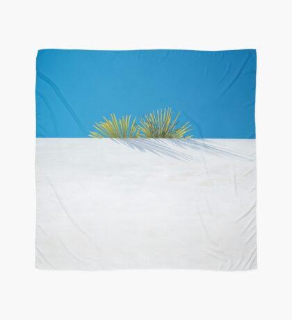 Über der tropischen Gartenmauer Tuch
