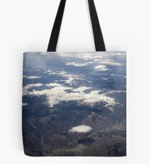Austria from above Tote Bag
