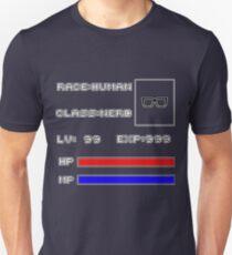 RolePlay Nerd Stats Unisex T-Shirt