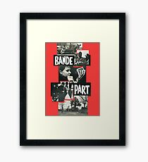 Bande à part Framed Print