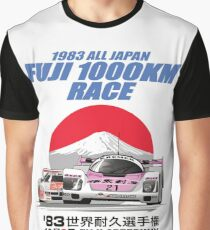 1983 FUJI 1000KM Graphic T-Shirt