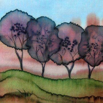 Tree Line by CarolineLembke
