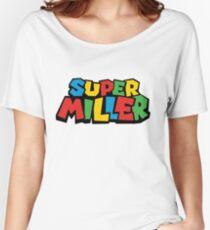 'Super Miller' T-Shirt Women's Relaxed Fit T-Shirt