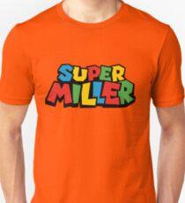 'Super Miller' T-Shirt Unisex T-Shirt