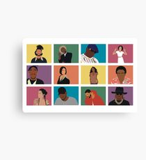 Hip Hop Phase Two Canvas Print