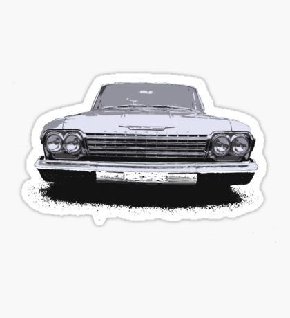 The Guzzler Tshirt Sticker